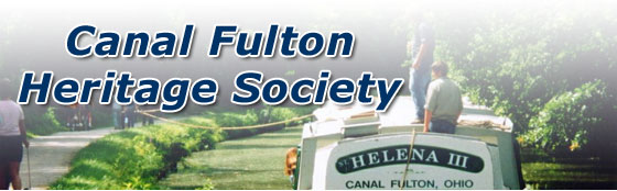 Canal Fulton Heritage Society