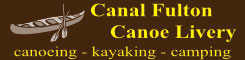 Click here for Canal Fulton Canoe Livery