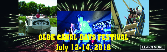 Olde Canal Days Festival